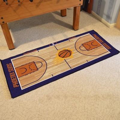 Phoenix Suns Large Court Runner Rug