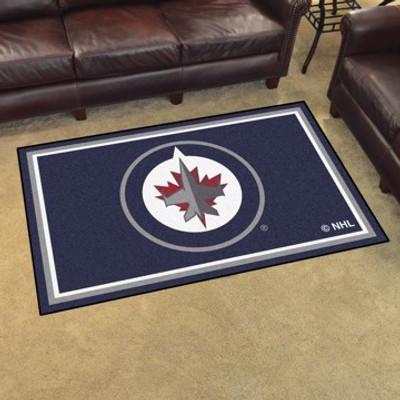 Winnipeg Jets Rug