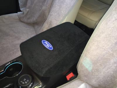 Ford Explorer 10-17 Black  Center Console Cover
