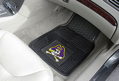 East Carolina University Vinyl Car Mats