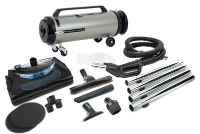 Canister Vacuum 2 speed
