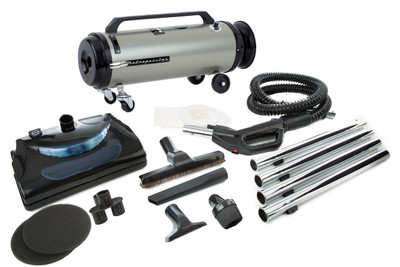 Evolution  Variable Speed Canister Vacuum