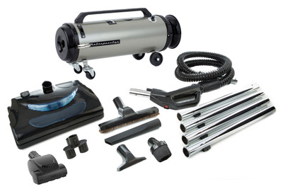 Evolution Full-Size Canister Vacuum Variable Speed