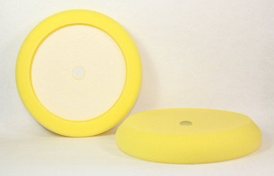 8 inch Medium Yellow Foam Pad