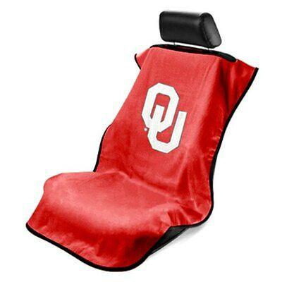 University of Oklahoma Red Car Seat Towel