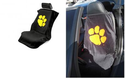 Clemson University Car Seat Towel