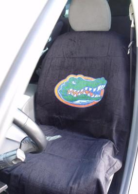 Florida Gators Black Car Seat Towel