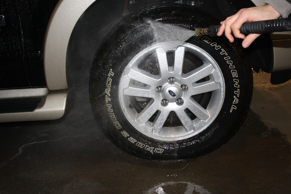 Spray Off Tire Cleaner