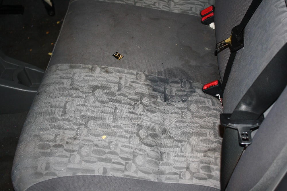 Dirty Upholstery