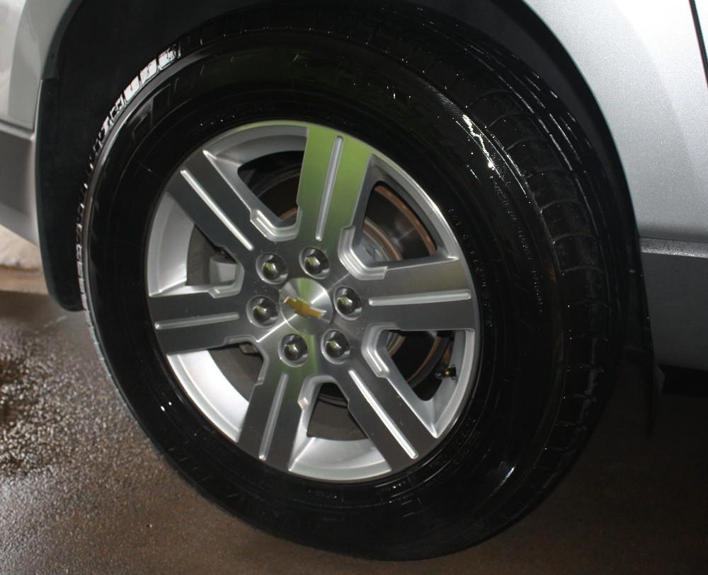 Shiny Car Tires