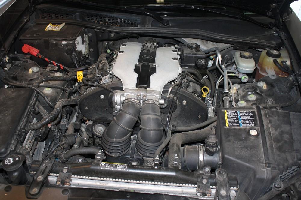 Cadillac Greasy Engine
