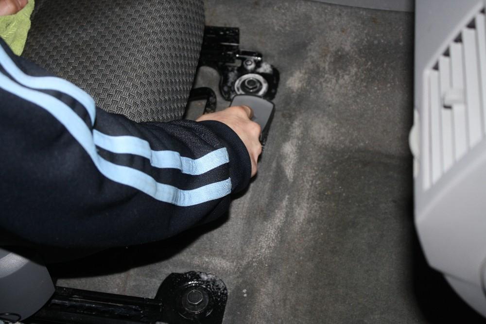 Agitate Carpet Spot Remover