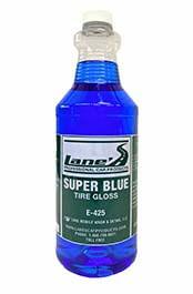 Super Blue Tire Shine