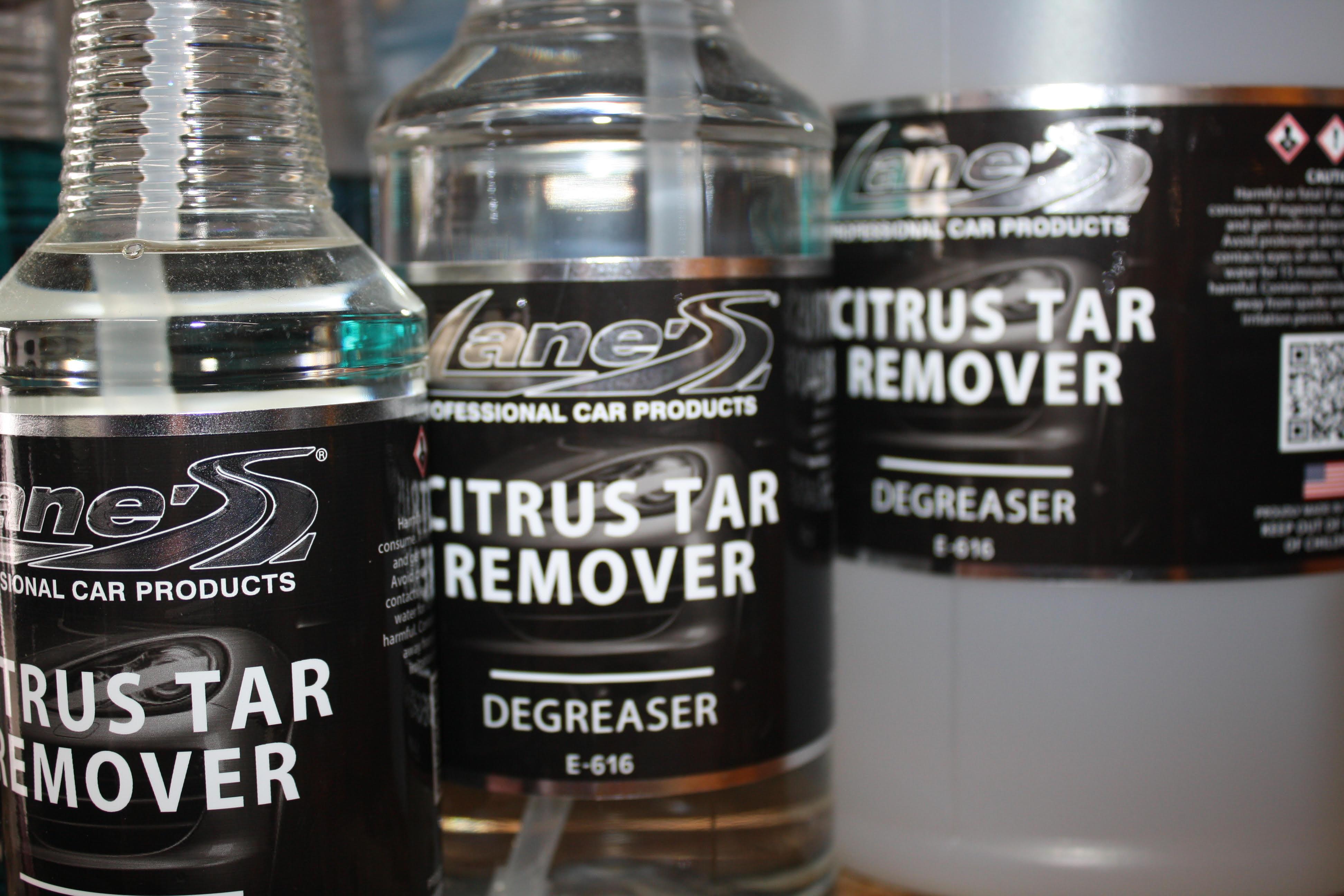 Contaminants & Tar Remover