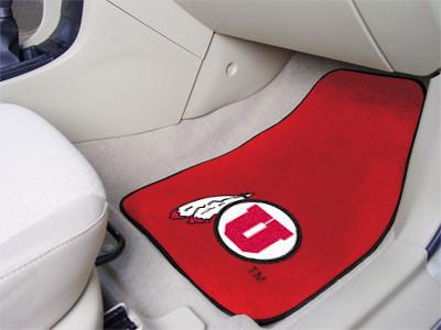 FANMATS NCAA University of Utah Utes Vinyl Heavy Duty Car Mat