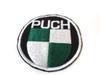 Medium Fabric Puch Logo Patch - 59mm