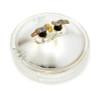GE 6 volt 25w Sealed Beam Bulb - Slide Terminals