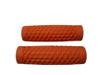 "Vans Cult Waffle Handlebar Grip Set, 7/8"" - Orange"