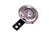 Universal 12v DC Horn for mopeds and more - Chrome