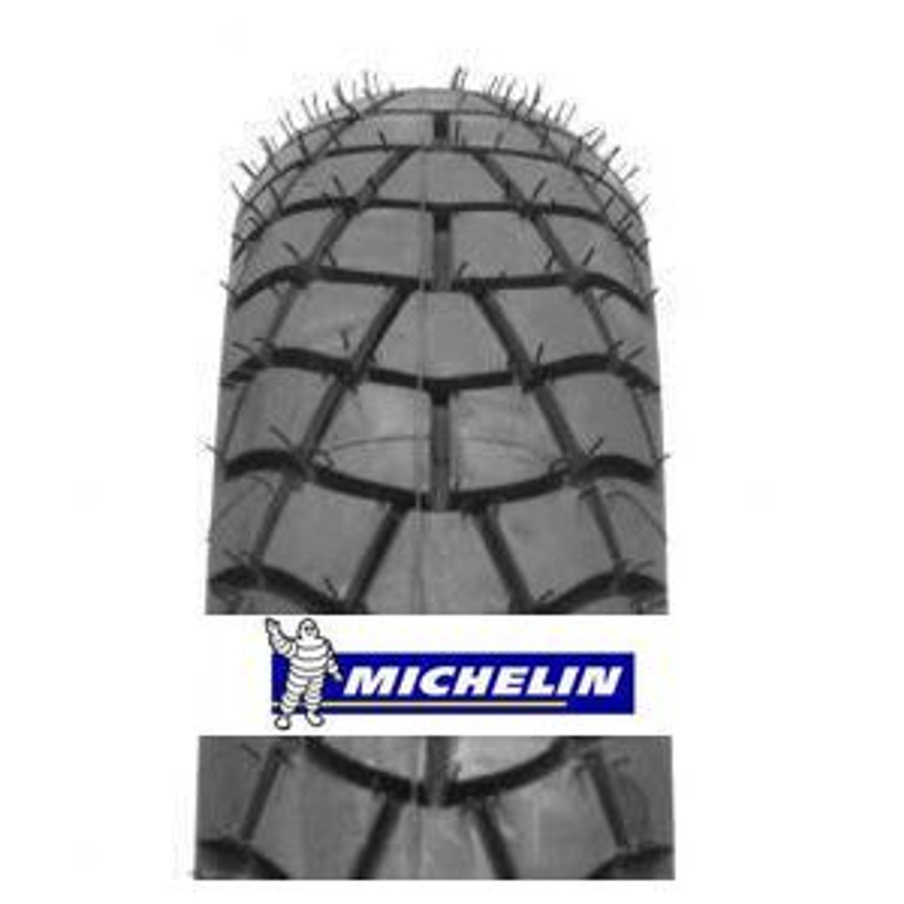 "Michelin M45 2.25"" x 17"" Moped Tire"