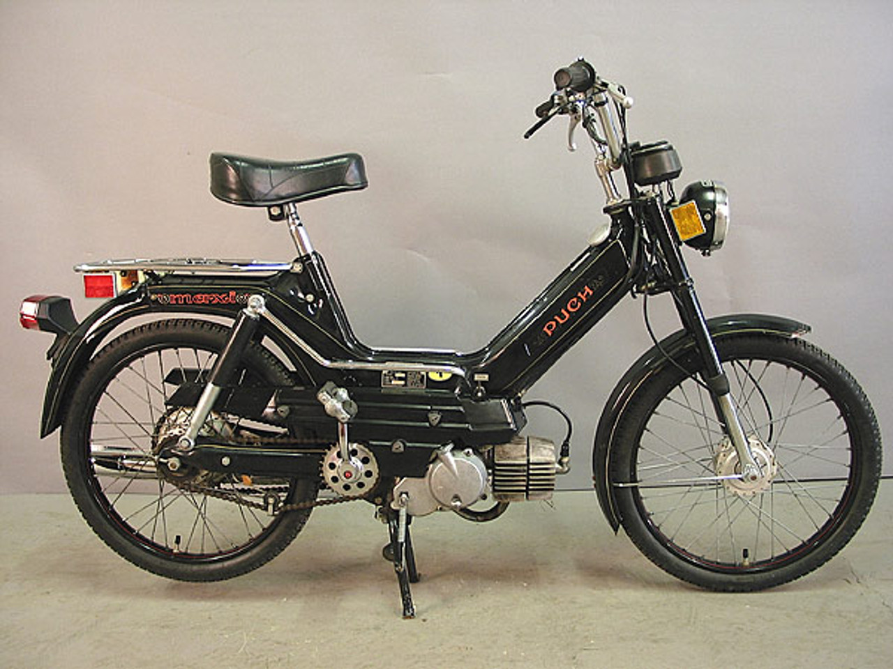 NOS Puch Maxi Nostalgia Moped Decal *Right Side*