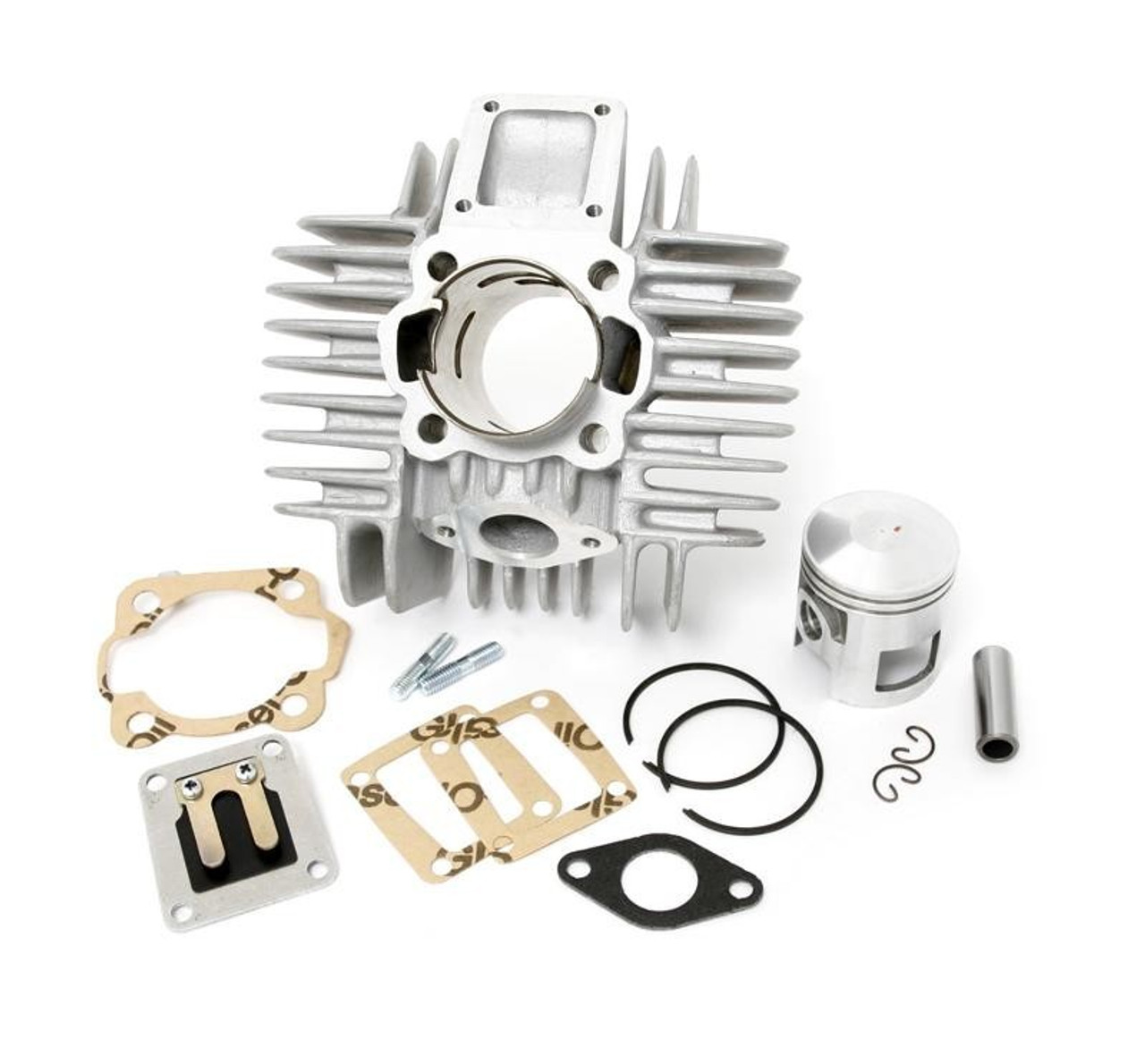 Tomos A3 Airsal 44mm 70cc Moped Cylinder Kit - 10mm Wrist pin
