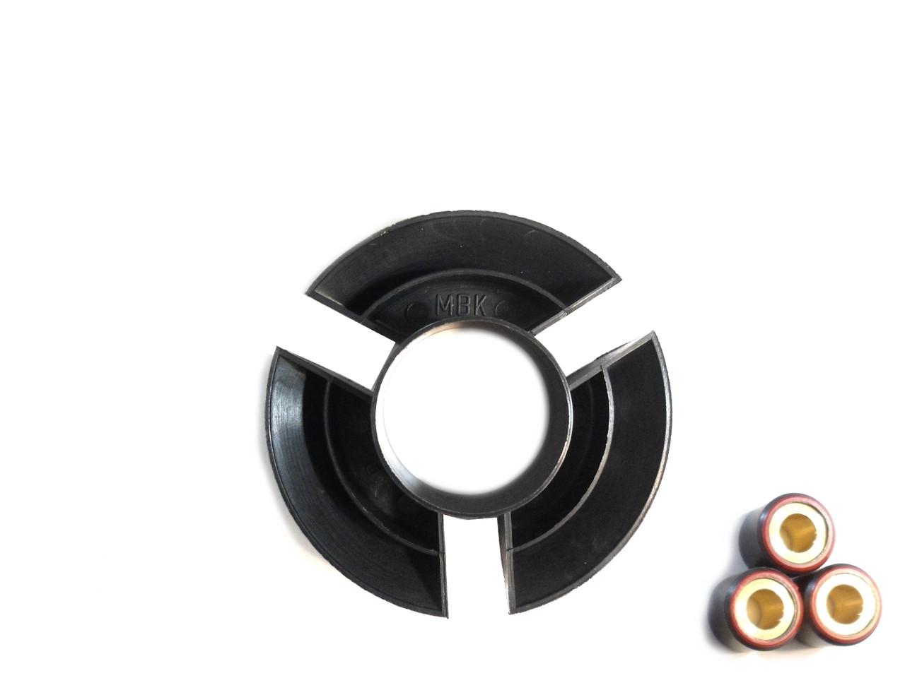 Motobecane Variator 3 Roller Cage / Guide - Roller Weights included