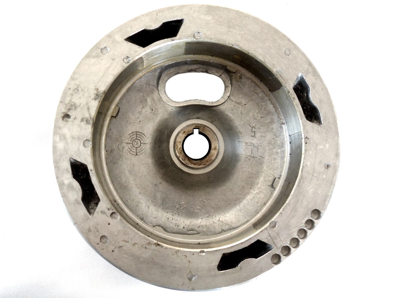 Original Kinetic Magneto Rotor / Flywheel - 19022100