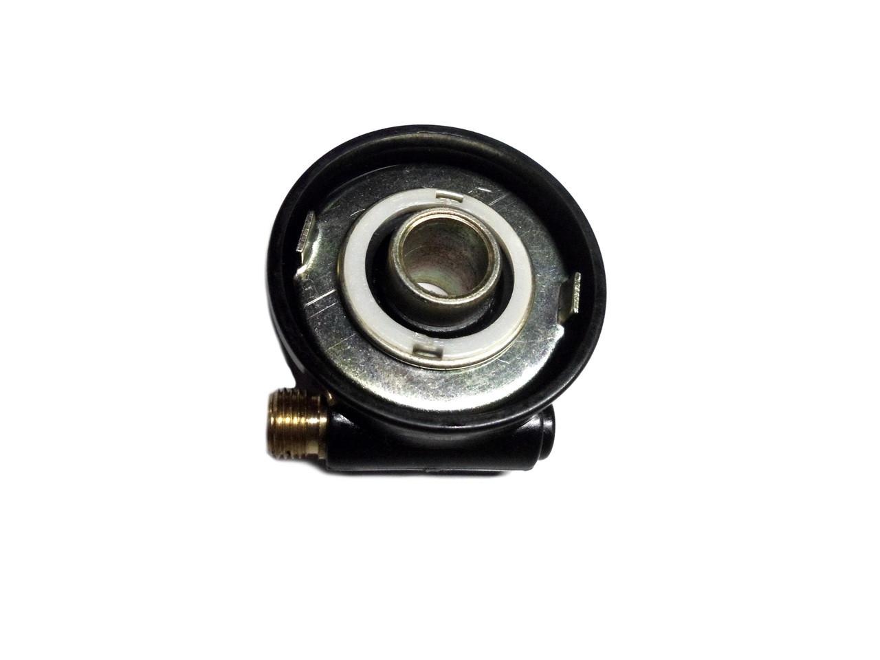 Original Kinetic Moped Speedometer Drive, Short Tab Version - Black