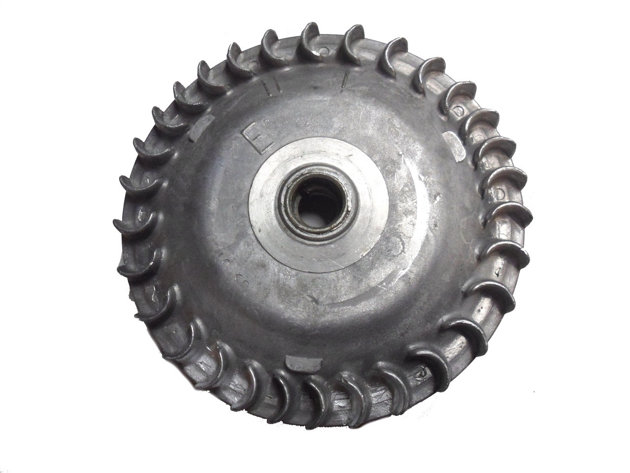 Original Kinetic Magneto Rotor / Flywheel, No Window - 19022100