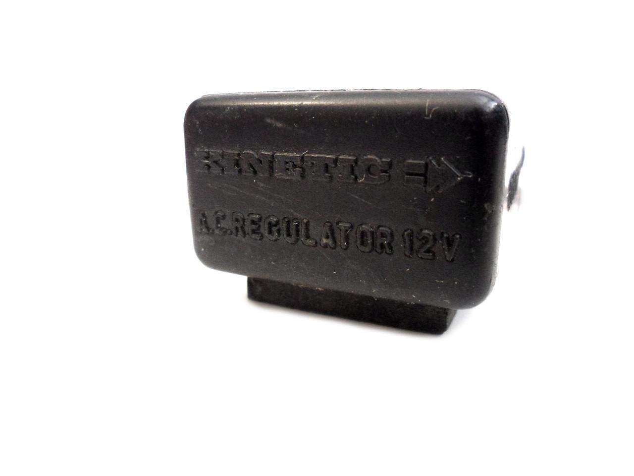 Original Kinetic Moped AC Voltage Regulator,  3 prong - Version 1