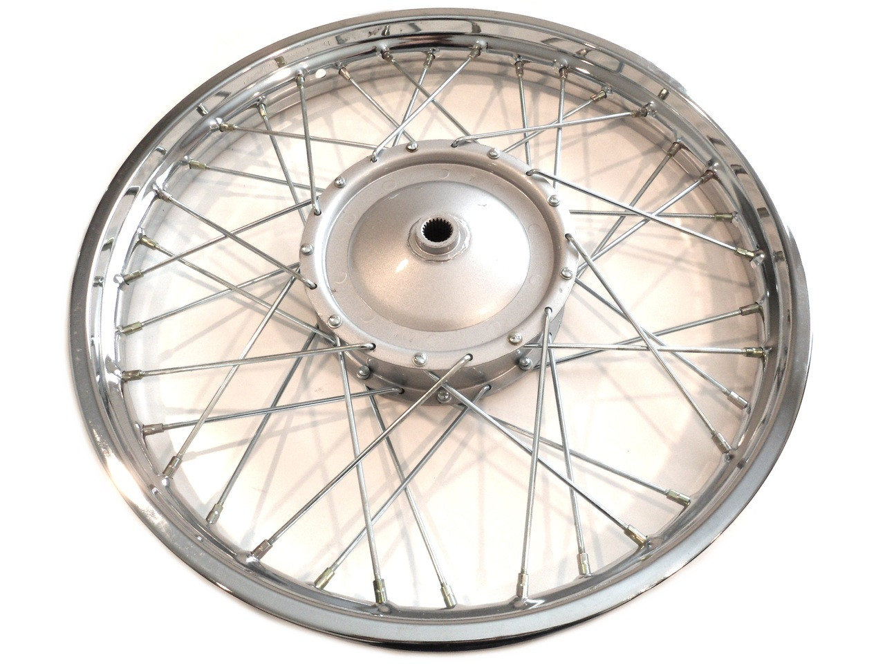 "Original Kinetic 36 Spoke 16 x 2.1"" Rear Wheel - Chrome"