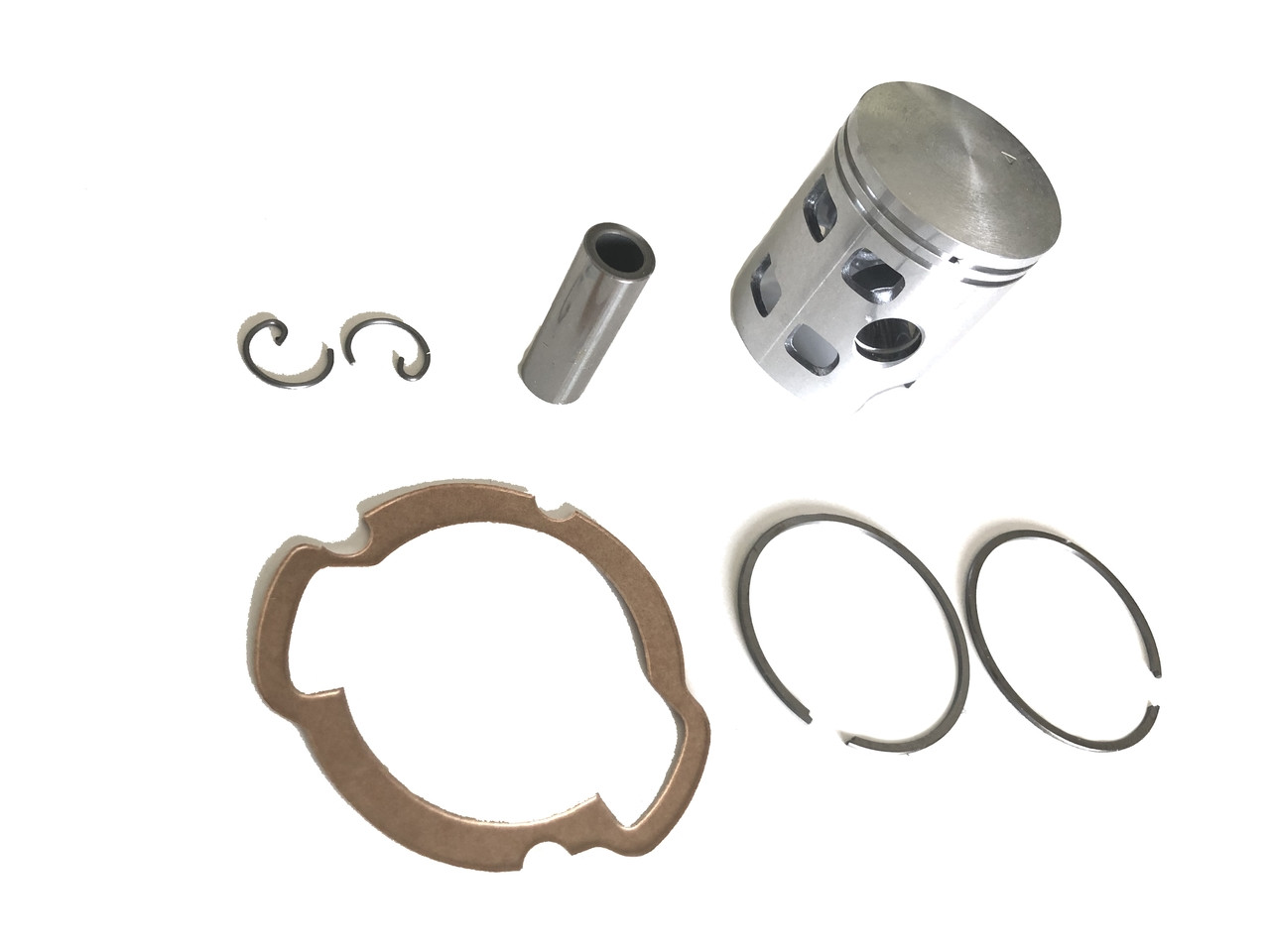 Piaggio Vespa Kinetic 43mm DR Cylinder Kit - 12mm Wrist Pin