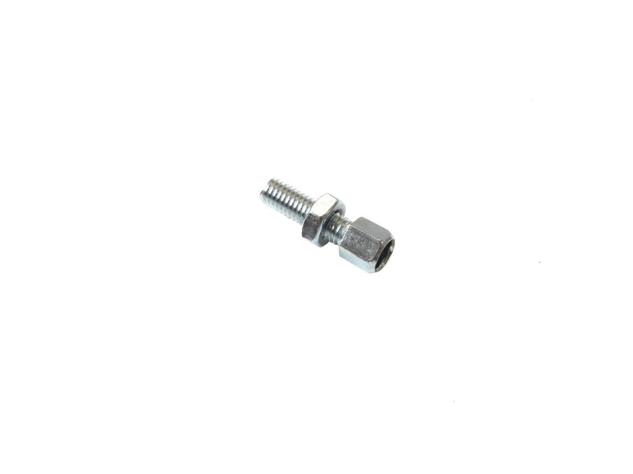 Cable Adjuster M6 X 20mm Threading - No Slot *Sold Each*