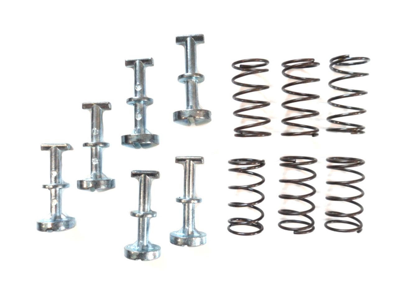 Vespa Piaggio Si, Bravo / Kinetic Moped Side Cover Mounting Bolt Kit