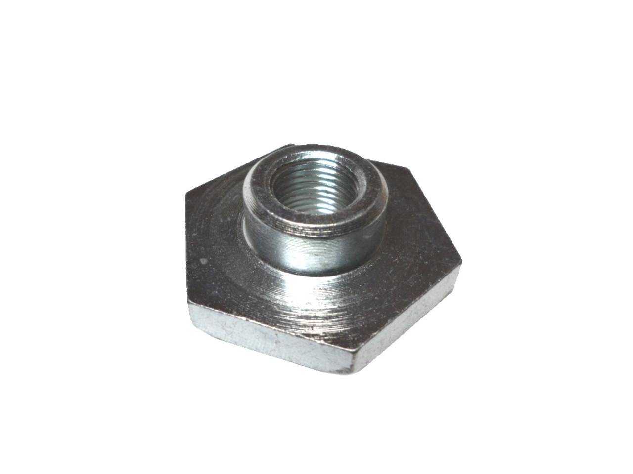 Motobecane Flywheel Nut, Regular Threading - 11mm x 1mm