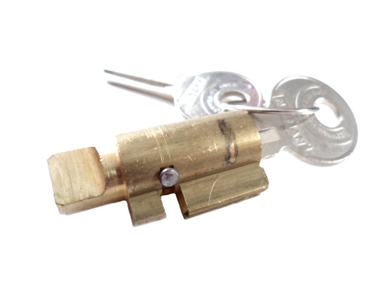 NOS Motobecane 50V / Peugeot 103 Fork Lock w/ Keys - No springs or clips