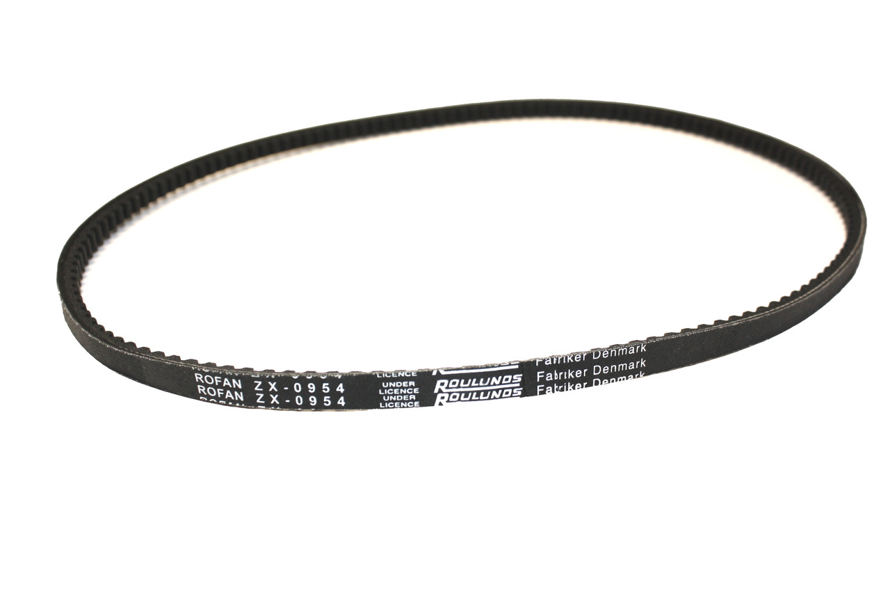 Original Kinetic 954mm Ribbed Drive Belt for Non Variated TFR