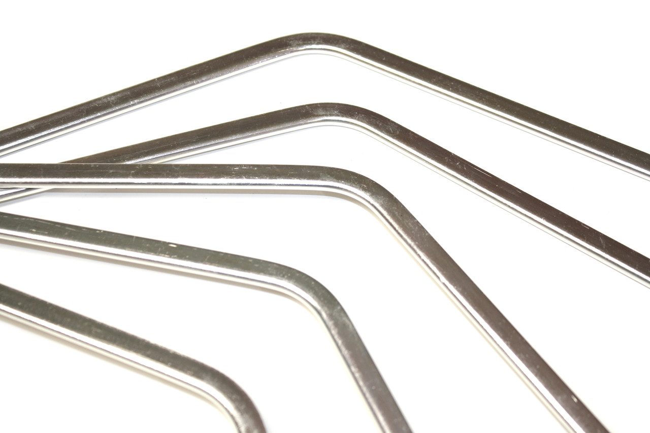 Original Kinetic Body Trim Piece - Polished Alloy