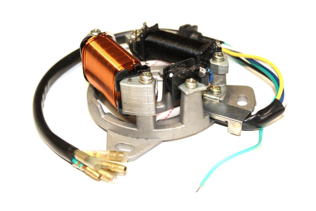 Honda MB5 Complete CDI Stator Plate, MB /MT 50 - 80cc