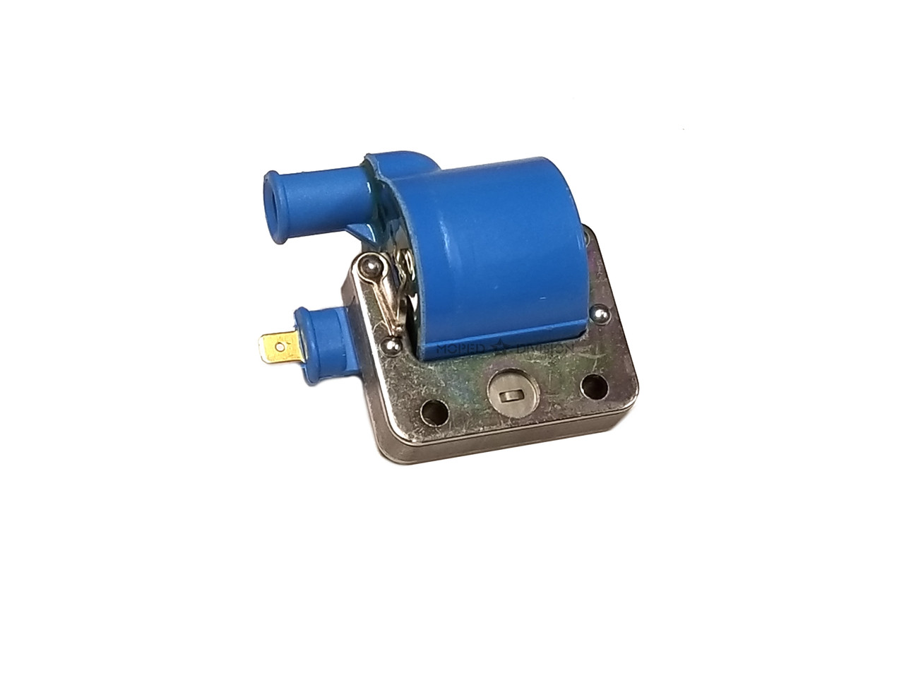 Original Vespa Piaggio Ignition Coil - Blue