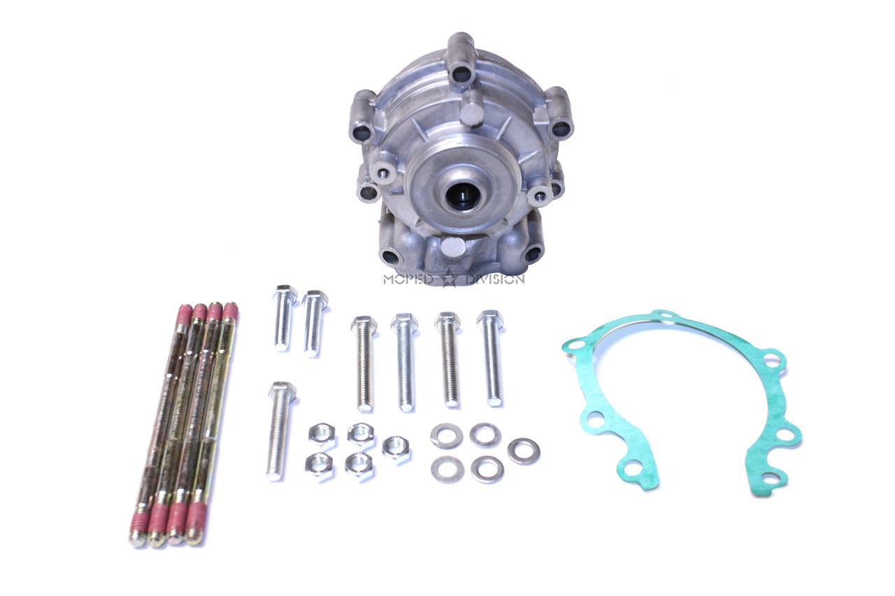Motobecane Complete AV7 Engine Case with Hardware