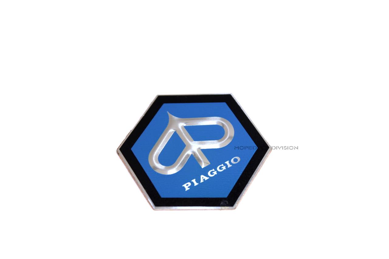 Vespa Piaggio Aluminum Emblem
