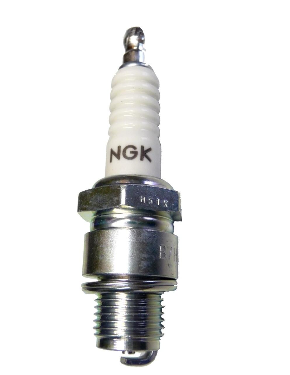 NGK BPR7ES Spark Plug - Extended Electrode Resistor Type