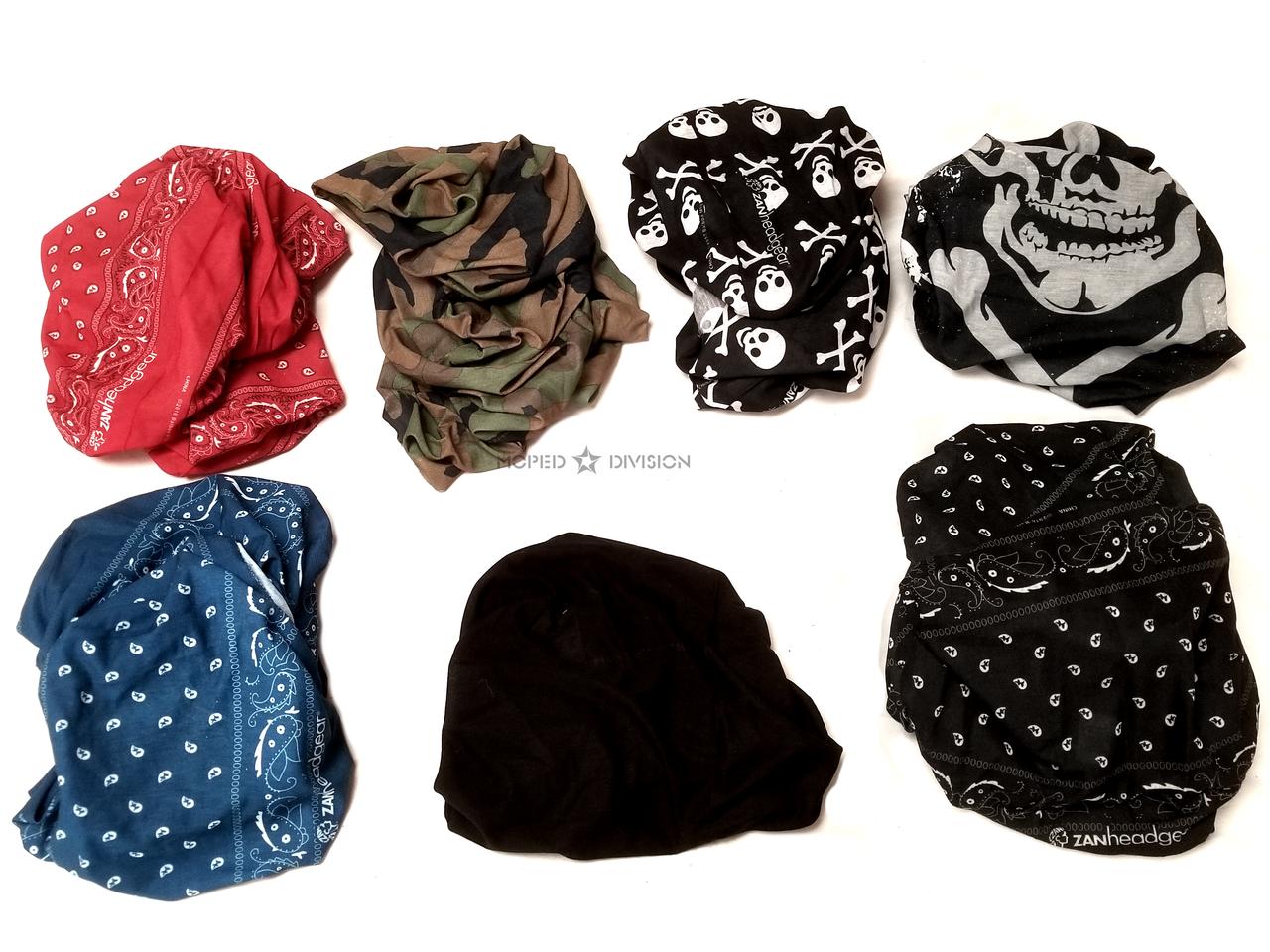 Neck Warmer / Face Mask / Motley Tube - Various styles
