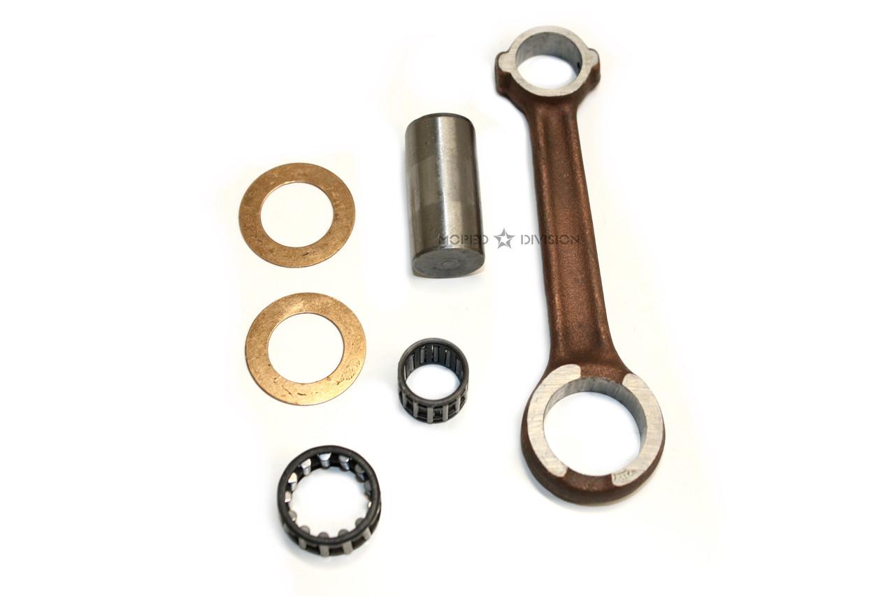 NOS Piaggio Vespa Crankshaft Connecting Rod - 12mm