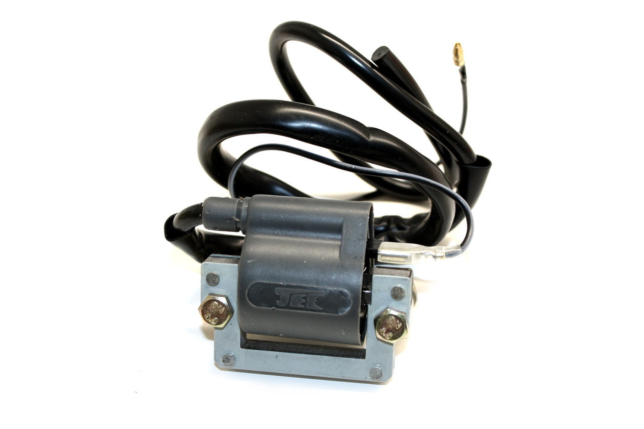 Universal 6V / 12V Ignition Coil with Spark Plug Wire