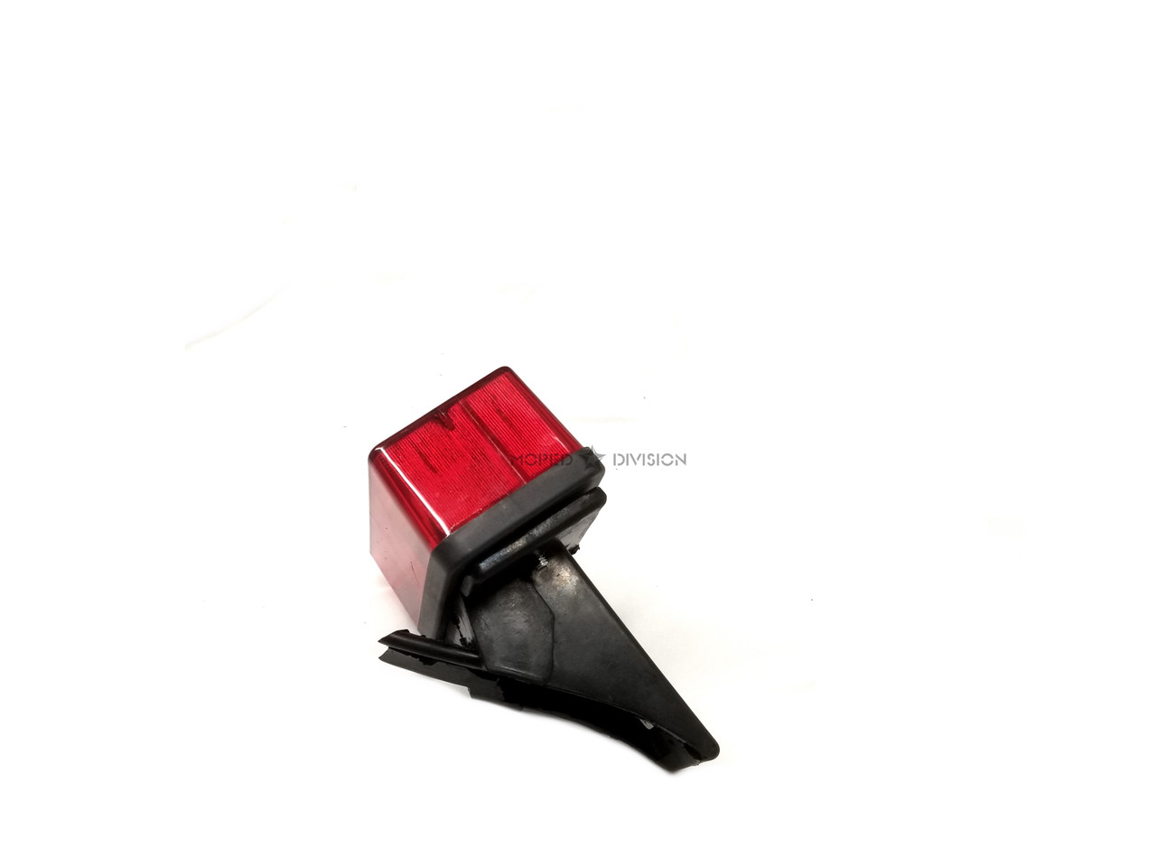 Tomos A35 Rear Tail Light with Mount - Rectangle Version