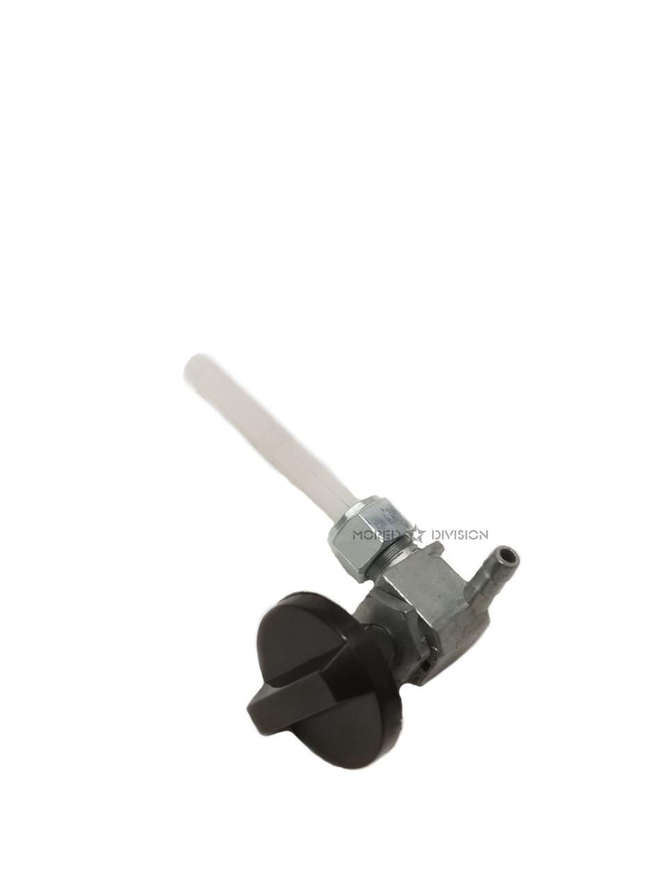 12mm x 1.00mm Right Flow Fuel Petcock *Round Knob*