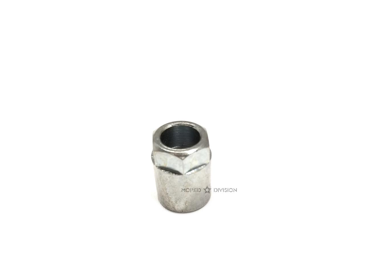 Motobecane Variator Nut, 11mm x 1 - Counter Clockwise thread